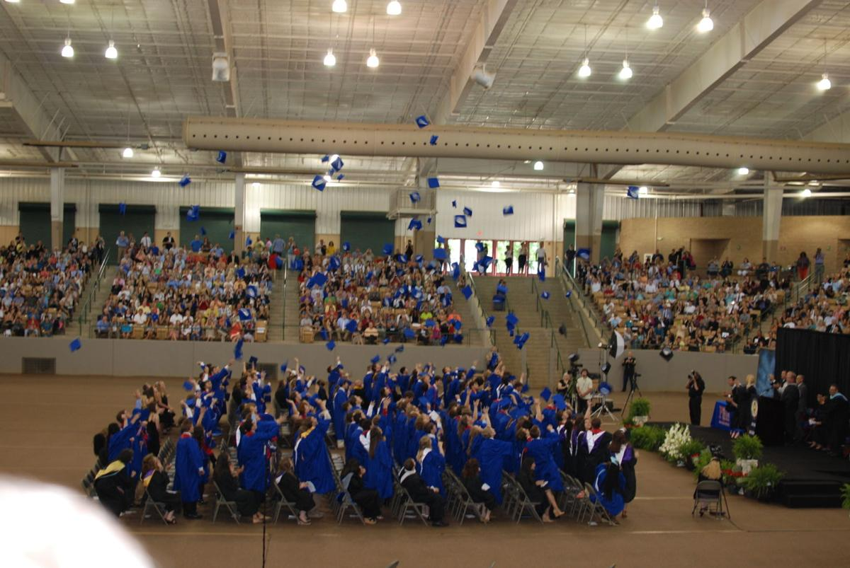 WCS seniors take the next step, offered $135 million in scholarships