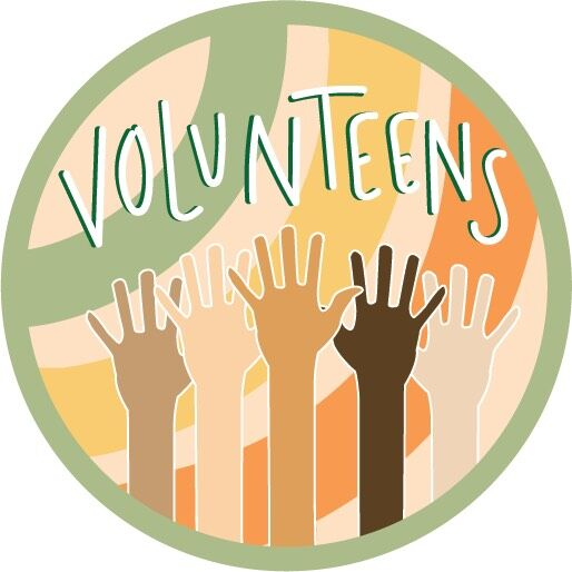 VolunTeens logo EIC project
