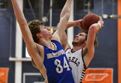 Hoops – Franklin boys vs. Brentwood, District 11-AAA Championship