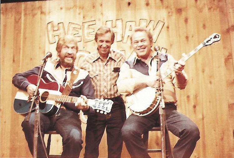 Joe and Roy and Buck
