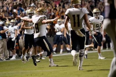 Football – Independence at Christ Presbyterian Academy