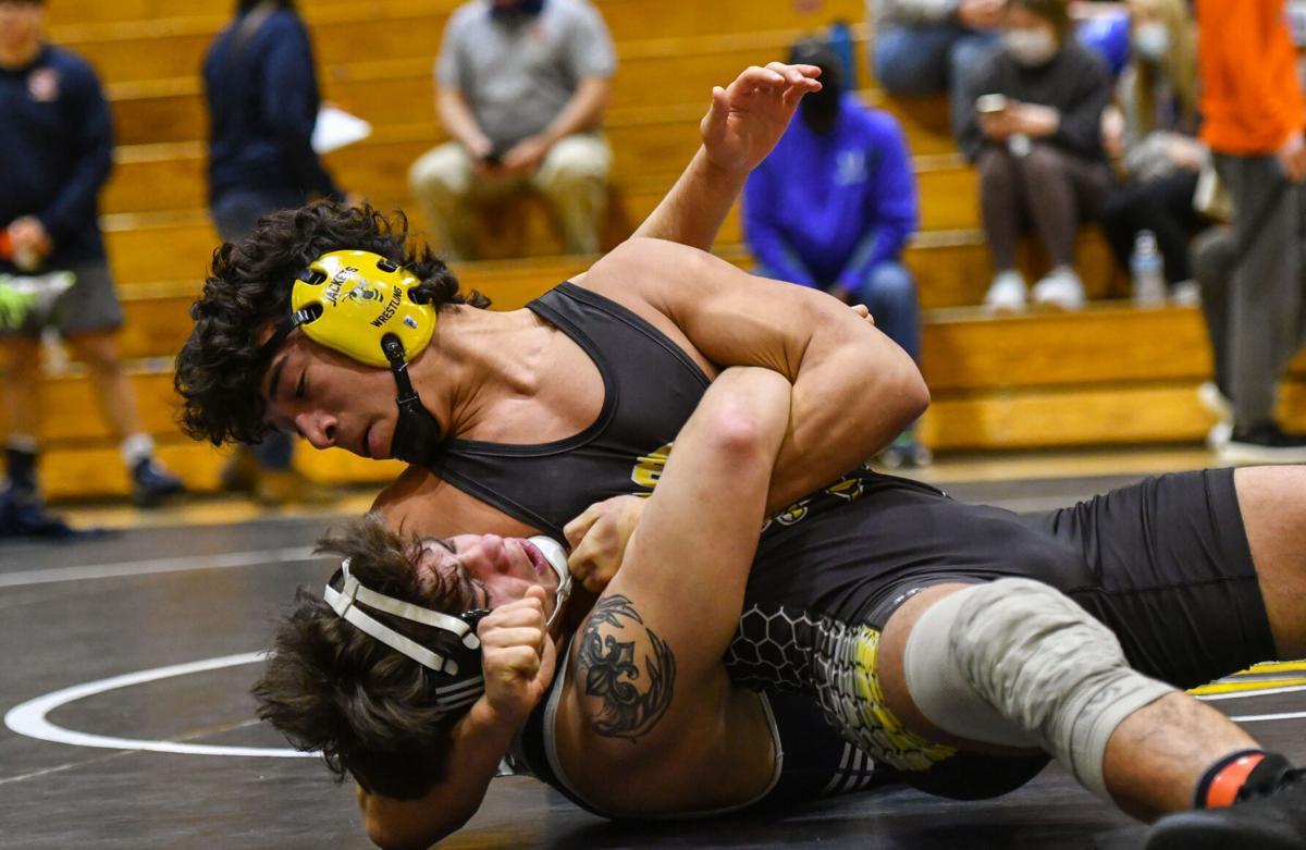 Wrestling – Fairview Yellow Jacket Invitational