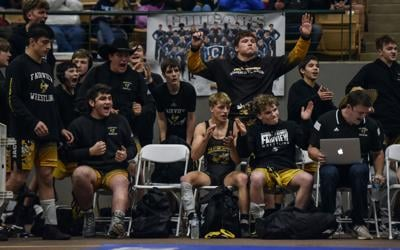 State Wrestling Duals – Fairview