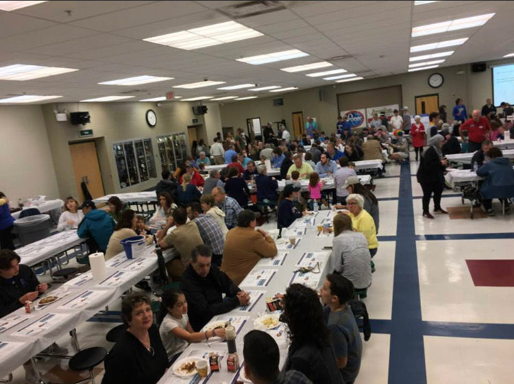 Brentwood Rotary Pancake Day