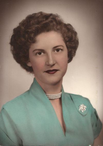 Wanda Faye Moss Pruter