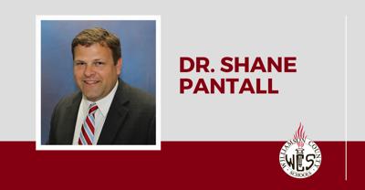Shane Pantall WCS Franklin High principal