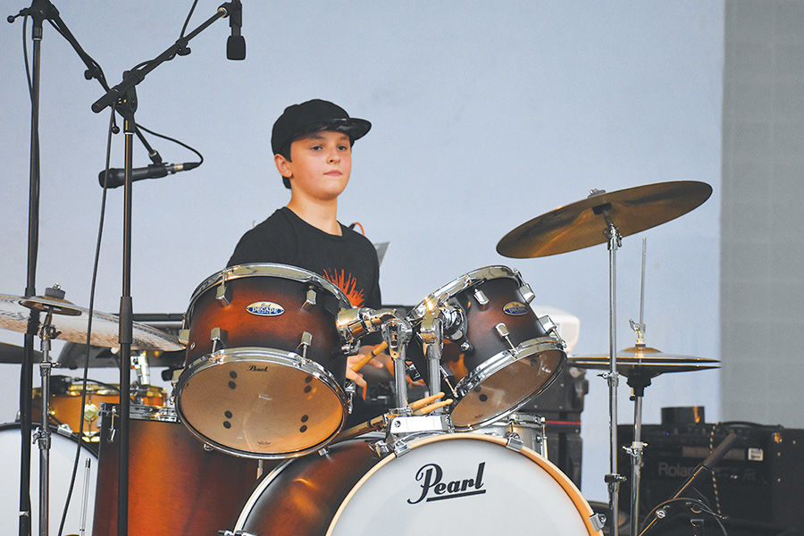 Matt Skoda is a 6th grader at Woodland Middle School