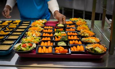 WCS cafeteria meals