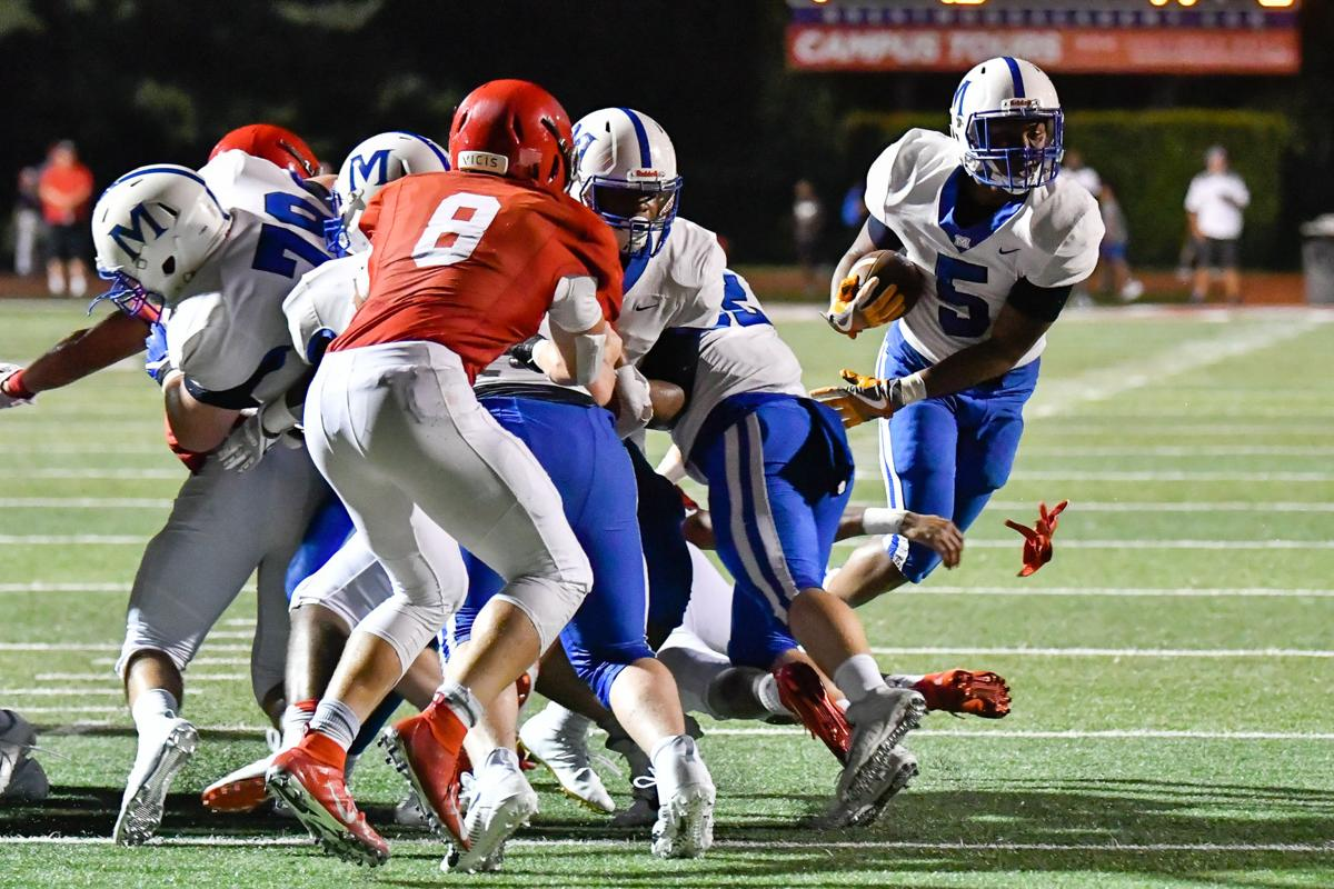 Football - McCallie at BA - Week 3