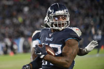 NFL Football – Jacksonville at Tennessee