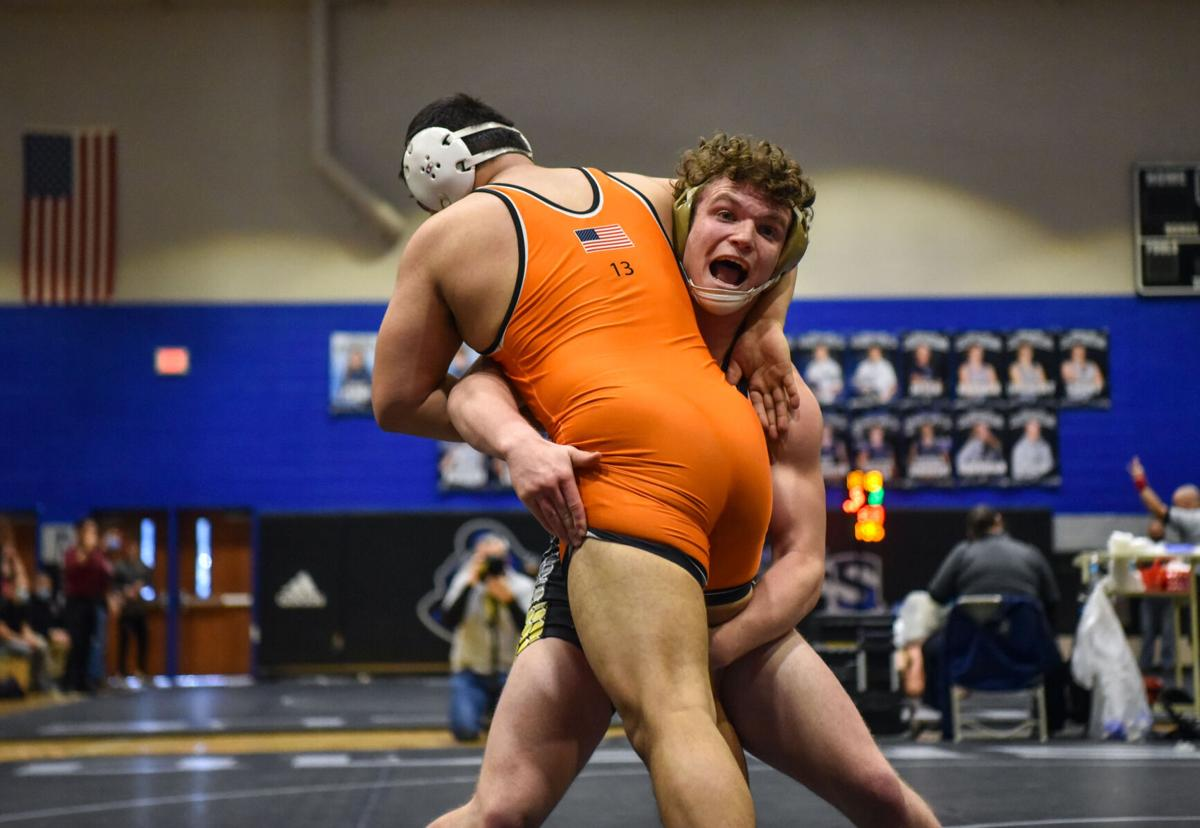 State Championship Wrestling – Fairview vs. Pigeon Forge