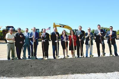 Morning Pointe groundbreaking