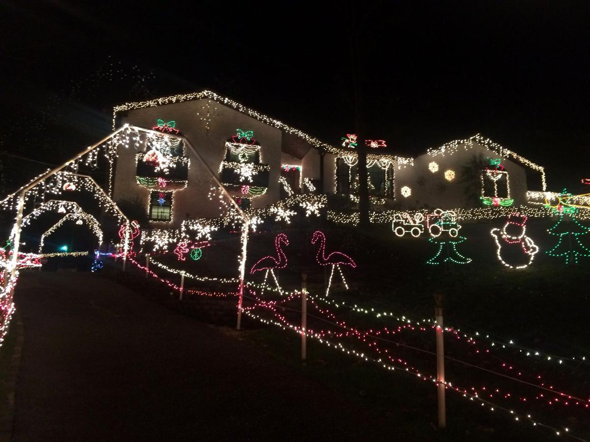 Sunnyside Christmas Lights includes Santa visits | Brentwood ...