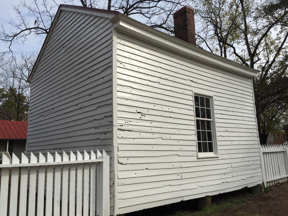 Restored Carter House farm office to highlight battle scars from Nov ...