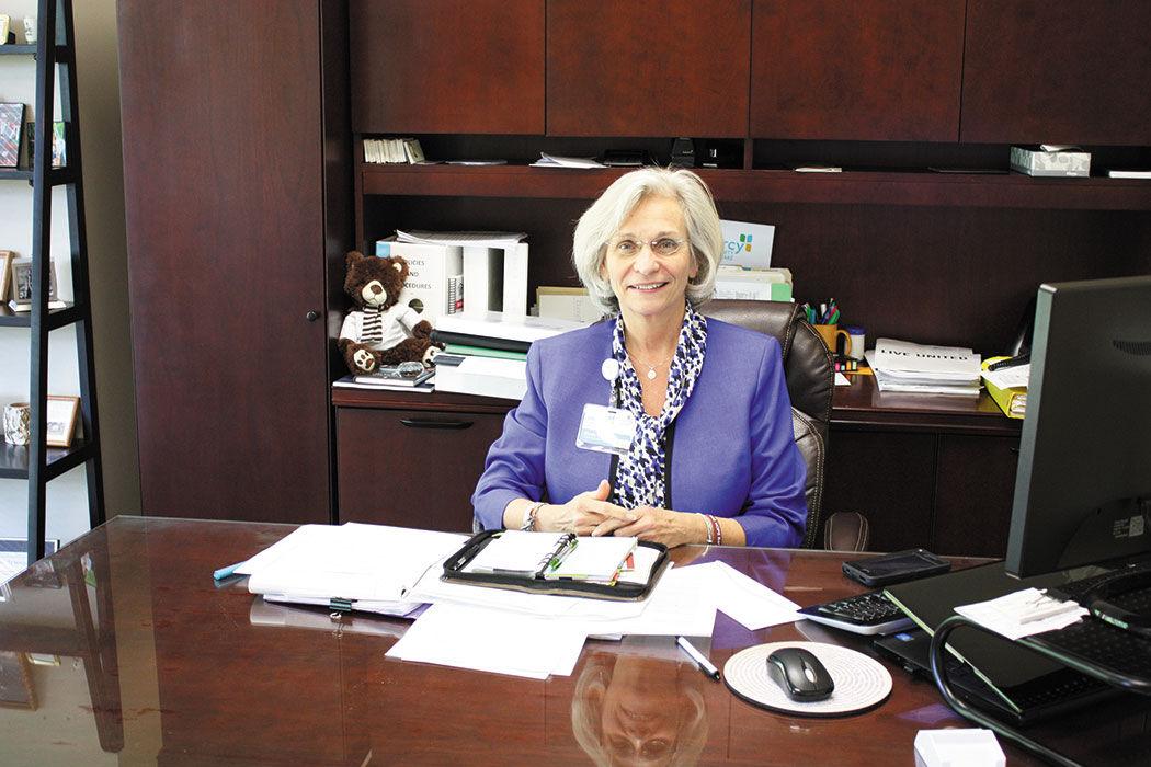 CEO Cindy Siler