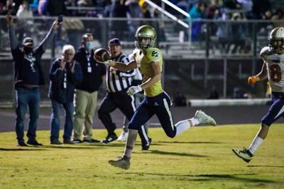 Football – Dickson County at Independence
