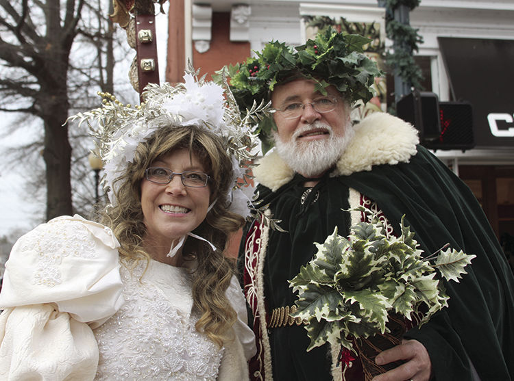 Downtown Franklin to step back in time for annual Dickens of a ...