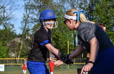 Softball – Page at Brentwood