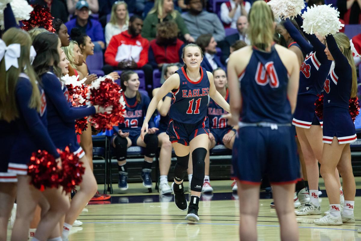State Hoops – Brentwood Academy girls vs. Ensworth, DII-AA Championship