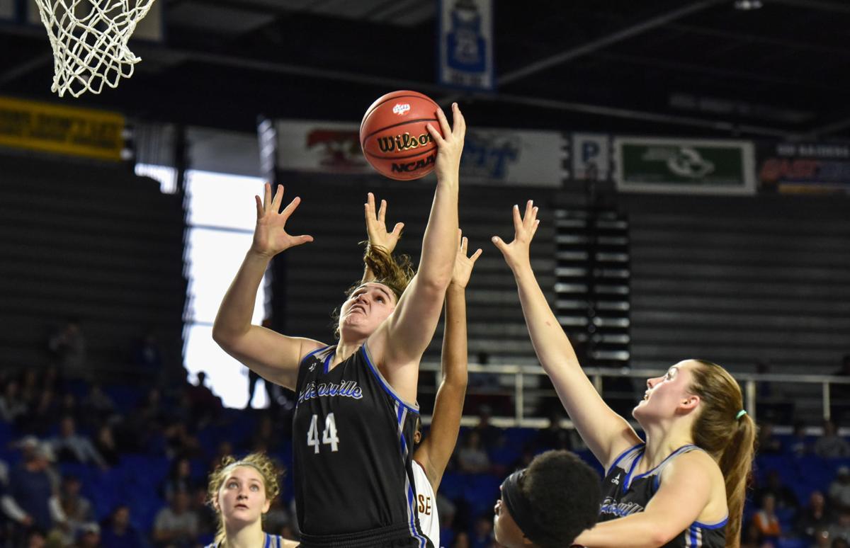 State Hoops – Nolensville girls vs. Melrose, Class AA Quarterfinal
