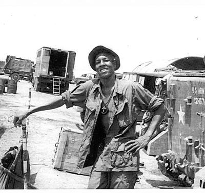 SP4 Willie Gentry - US Army