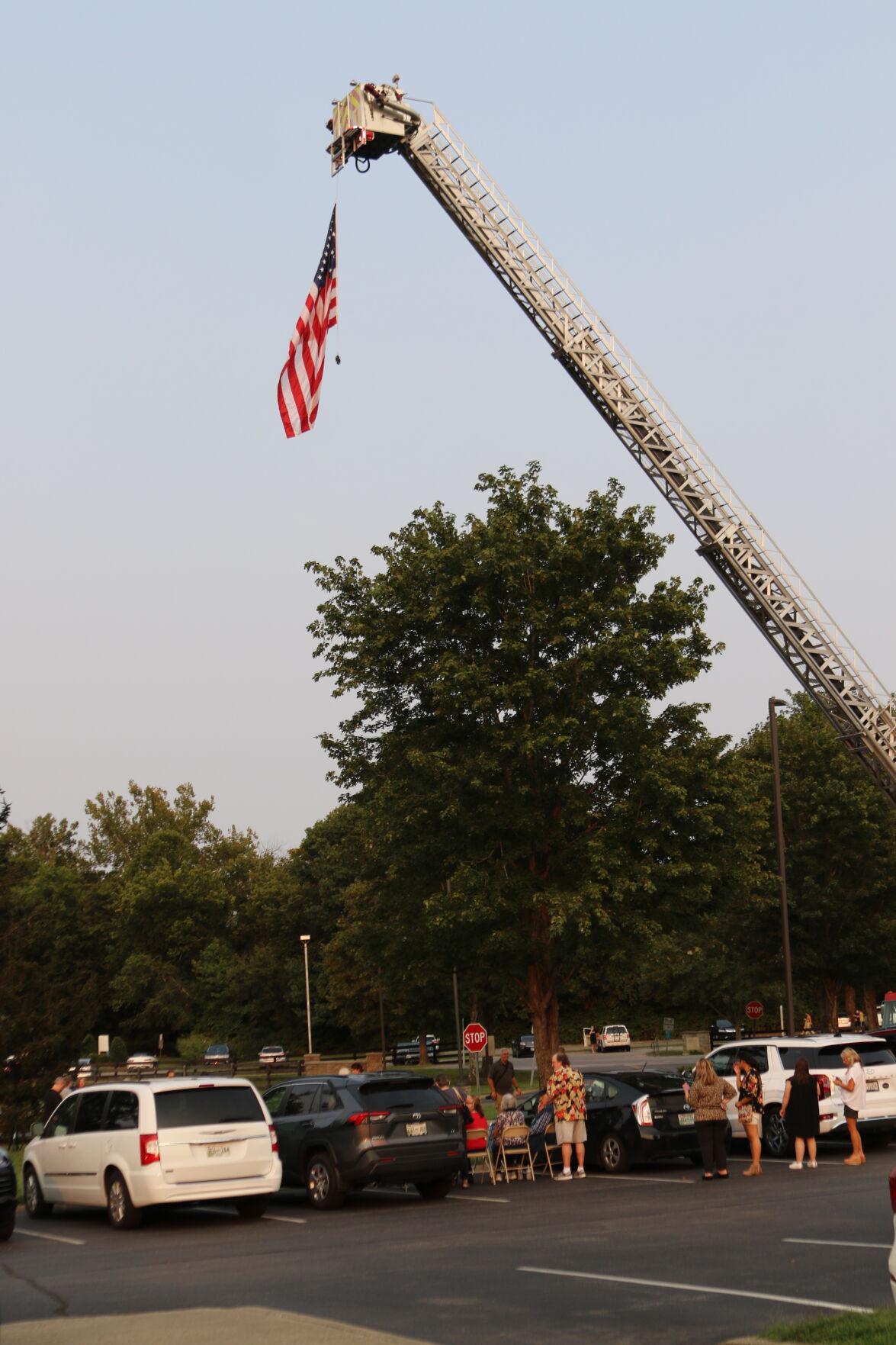 Brentwood 9/11 prayer vigil