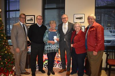 TMA's Sue Connor honored for 15 years of service