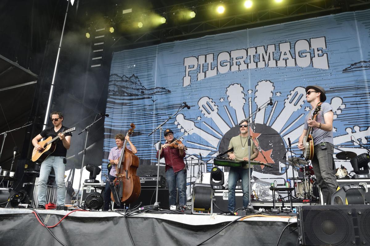 2018 Pilgrimage Music Festival Day 1