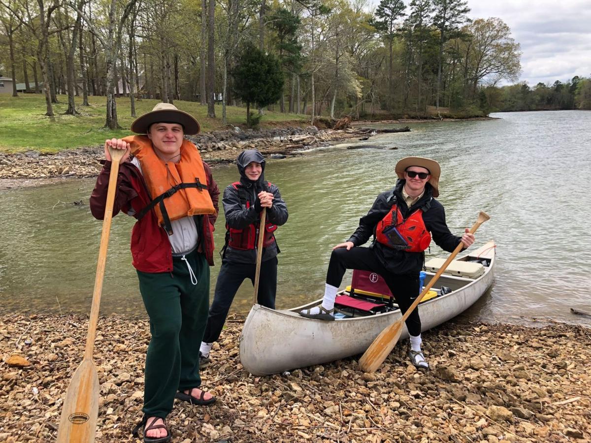 Franklin Canoe Boys