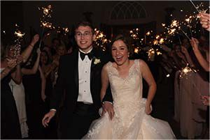 Mr. and Mrs. Evan Snapp