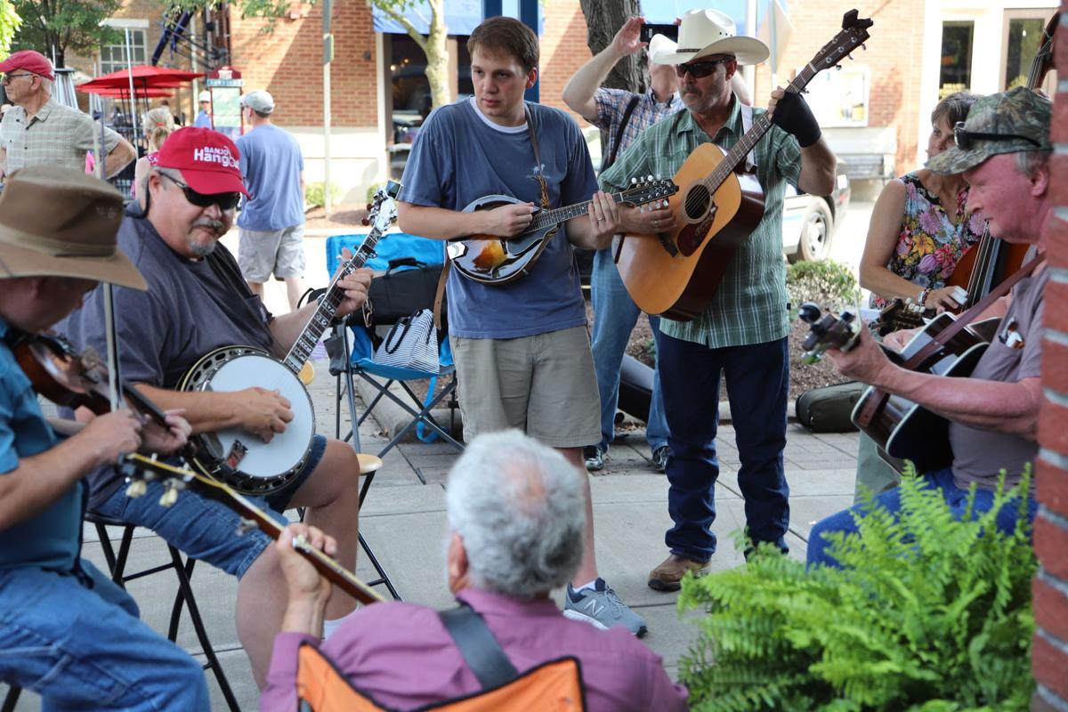 Bluegrass Along the Harpeth 2019
