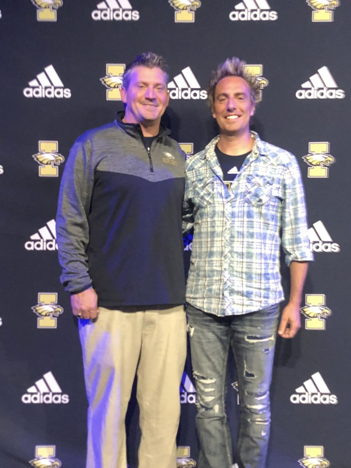 Eric Bossman and Josh Phillips