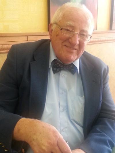 Reverend Henderson Goins Jr.
