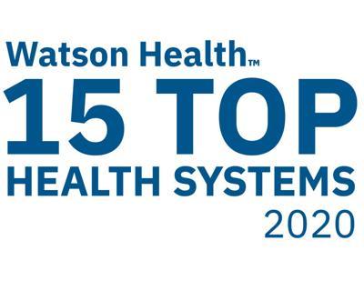 Watson Health 15 Top Health Systems 2020