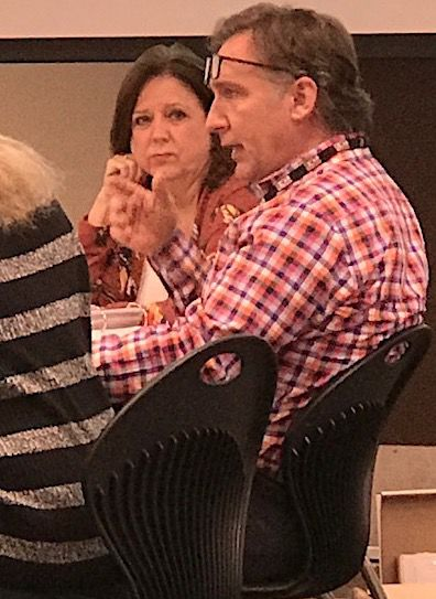 WCS Superintendent Mike Looney