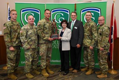 Columbia State Minutemen Award