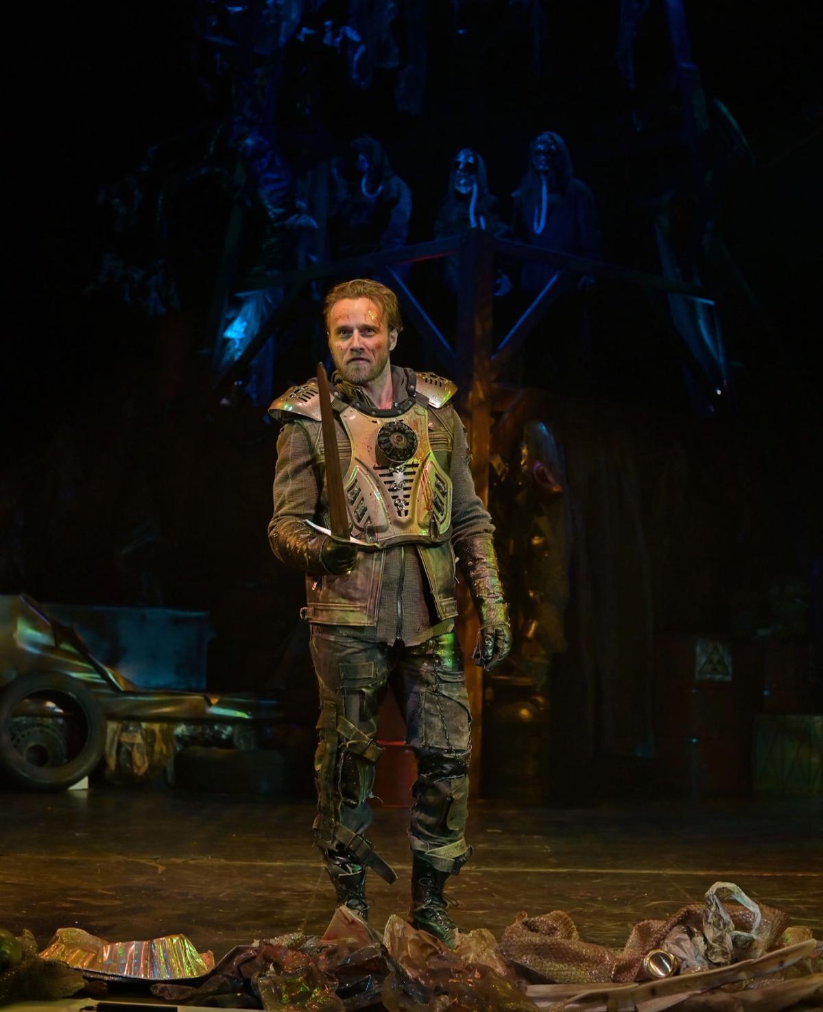 Macbeth Nashville Shakespeare Festival