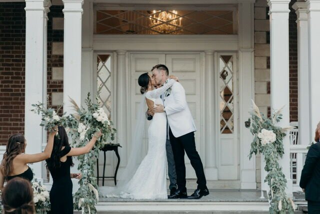 Ravenswood Mansion wedding