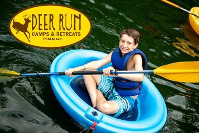 Deer Run camp boat