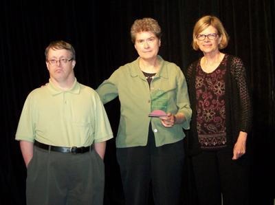 Savage receives ARC award