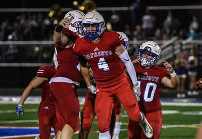 Football – Shelbyville at Page .