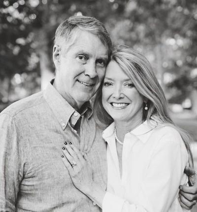 Senator Bill and Tracy Frist