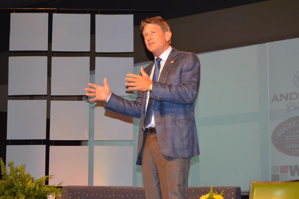 TEDC Commissioner Randy Boyd delivers keynote address at Breakfast with the Mayors
