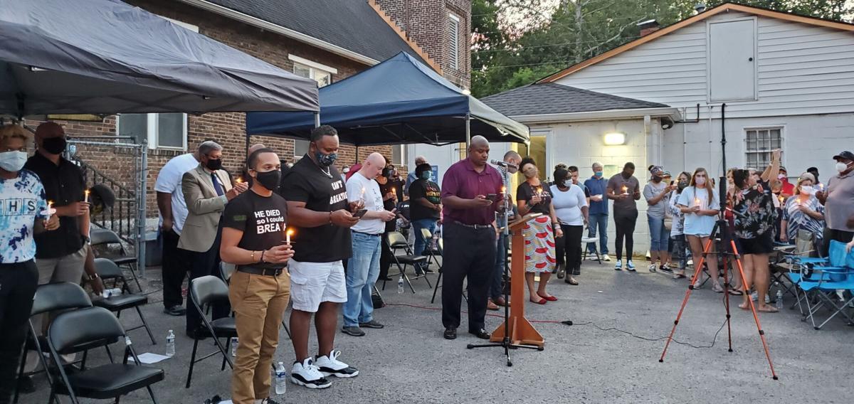 Franklin Prayer Vigil