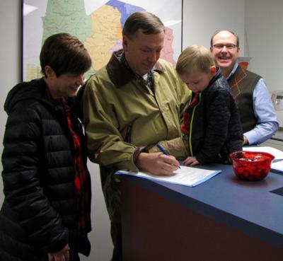 Whitson pulls petition for second campaign season of state