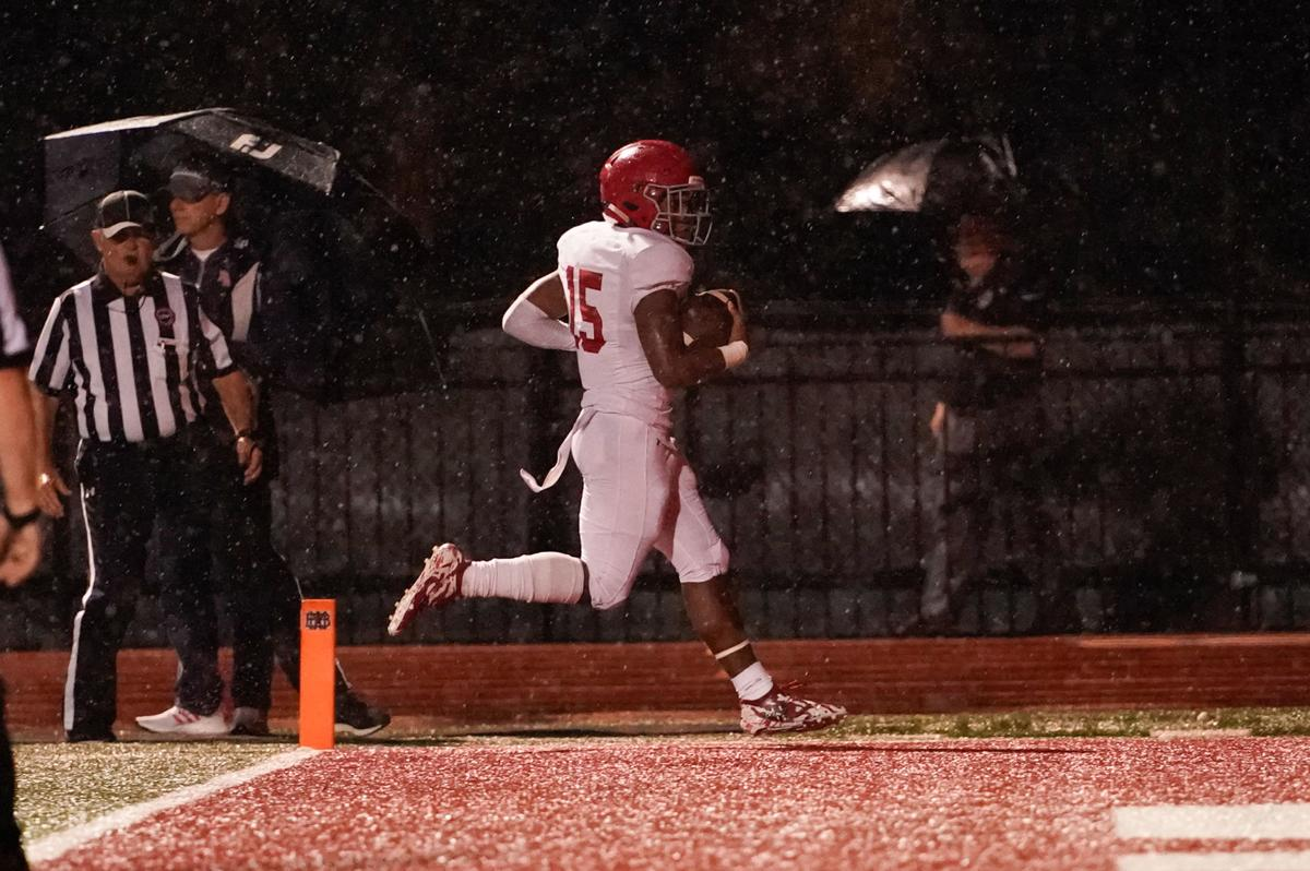 Football – Brentwood Academy at Montgomery Bell Academy