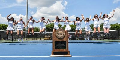 State Tennis – Brentwood vs. Houston