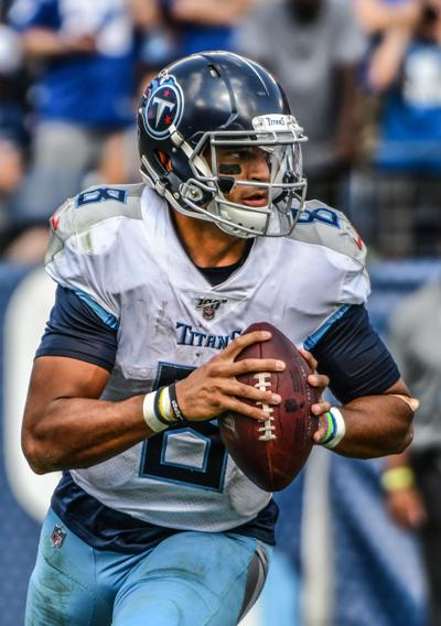 NFL – Indianapolis Colts at Tennessee Titans