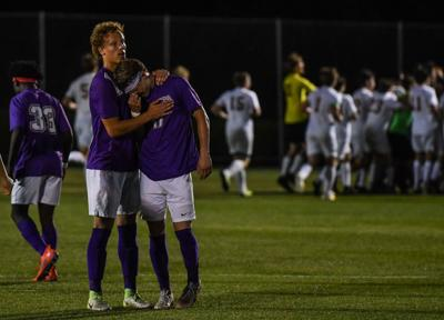 State Championship Soccer – CPA vs. ECS, Division II-A .