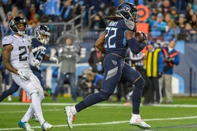 4547aa65 Jaguars' defense gets embarrassed by Titans' Henry   Sports ...